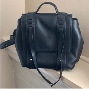 BRAND NEW! All Saints Mini Backpack With Dust Bag